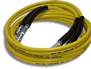 twinline hydraulic hose set